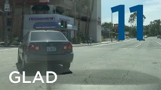 Bad Drivers of Greater Los Angeles 11 (Cali Edition)