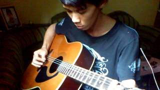 Slank - terlalu manis (guitar cover)