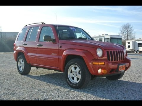 2004 jeep liberty limited edition for sale dayton troy piqua sidney ohio cp14293t youtube. Black Bedroom Furniture Sets. Home Design Ideas