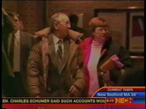 2005 - BOSTON CATHOLIC CHILD SEX ABUSE ISSUE - Death of Fr. James Porter