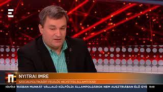 Pályázat otthoni segítő szolgálat kiterjesztésére - Nyitrai Imre - ECHO TV