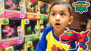 Praya Beli Mainan Gogo Dino RTV Indonesia