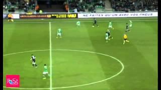 Qarabag FK 1 - 1 St. Etienne . 27.11. 2014 HD (UEFA Europa League)