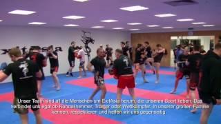 ExitAsia Freiburg Trainingseindrücke Thaiboxen und Brazilian Jiu Jitsu