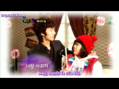 [Vietsub] SS501- Boys Over Flowers Parody- Show - Energy Song part 1+2 -Funny_cute_♥♥♥♥.MP4 mp3