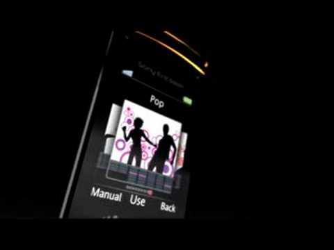 Sony Ericsson W980 Video Presentation