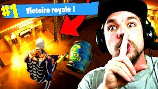 THE SECRETS HIDDEN! (Fortnite: Battle Royale TOP 1 with 13 Kills)
