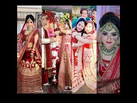 Beautiful tiktok bridals ll wedding day ll most beautiful tiktok dulhan ll tiktok feverrr