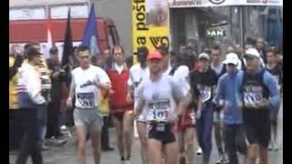4 ultramaraton Zagreb Vukovar 2005 UDHOS ZAGREB VIDEO 1