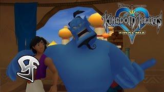 Kingdom Hearts Final Mix ITA [Parte 9 - Agrabah]
