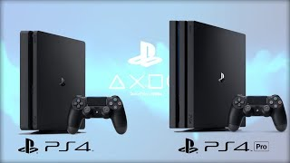 Sony Announce PS4 Pro Price Cut Matching Standard Model; PS4 Phase Out Begins Oct; PS5 Reveal Soon?