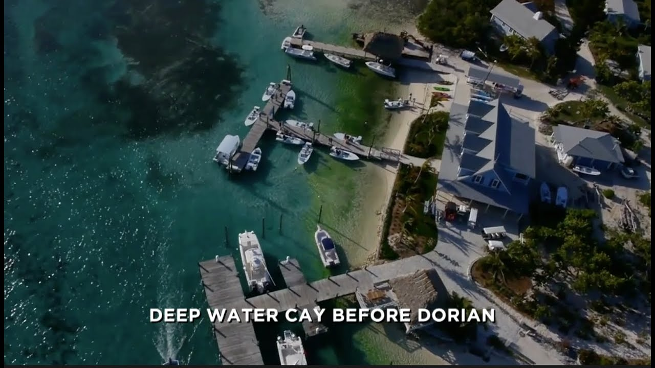 Deep Water Cay Family Hurricane