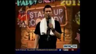 Stand Up Comedy Show Metro TV 02 Januari 2013   part 2   YouTube