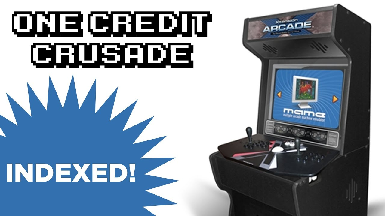 INDEXED] Building An Xtension Arcade MAME Cabinet From Concept to ...
