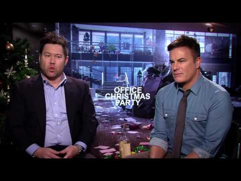 Office Christmas Party: Directors Will Speck & Josh Gordon Official Interview