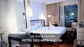 Review : Hotel Des Arts Saigon Mgallery Collection [Deluxe Room]