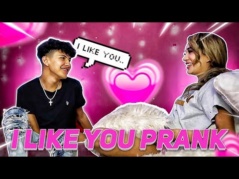 I LIKE YOU PRANK ON BESTFRIEND! *Gone Right*