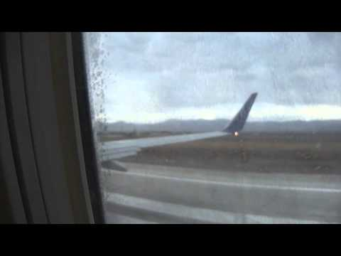 Sunexpress Airlines - From Erzurum to İzmir