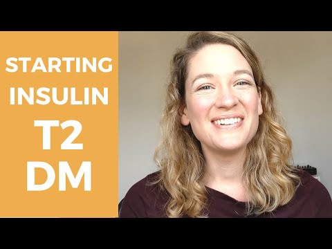 INSULIN Therapy in Type 2 Diabetes for New Nurse Practitioners