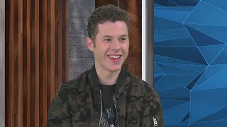 Nolan Gould Dishes On Modern Family Season 10.