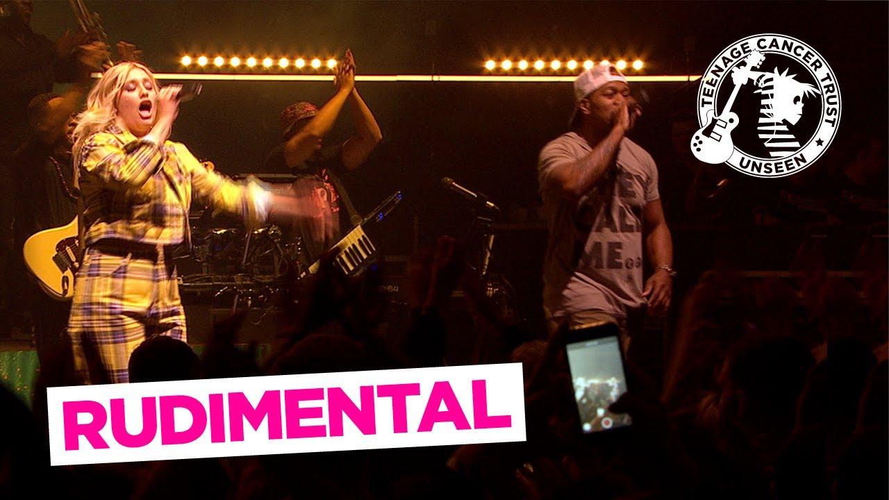 Free - Rudimental feat. Ella Henderson Live