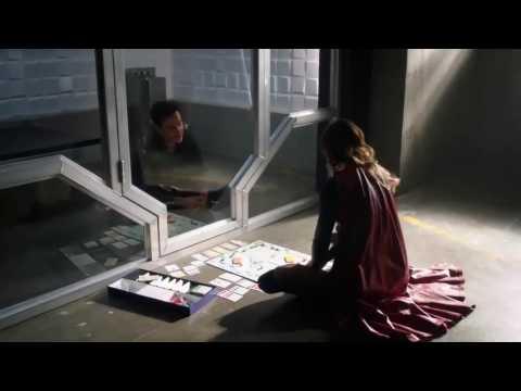 Supergirl 2x08 - Kara & Mon El -