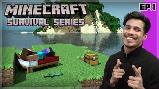 A New Journey | Minecraft Survival Episode 1