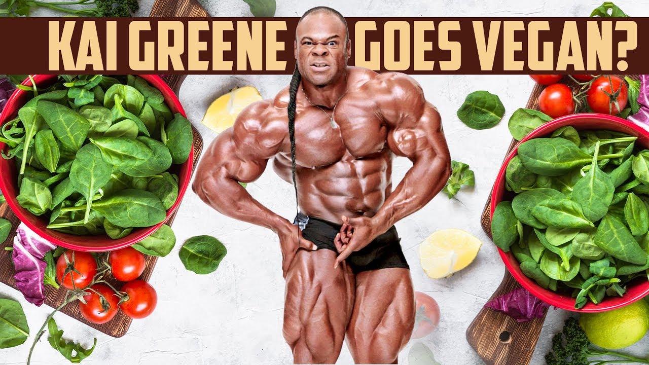 Kai Greene Goes Vegan!? - Game Changers