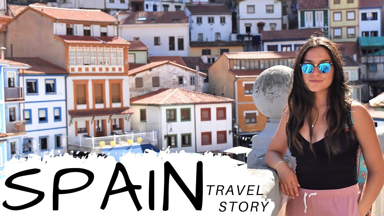 SPAIN TRAVEL STORY | Histori udhëtimi nga Spanja || Une Viki