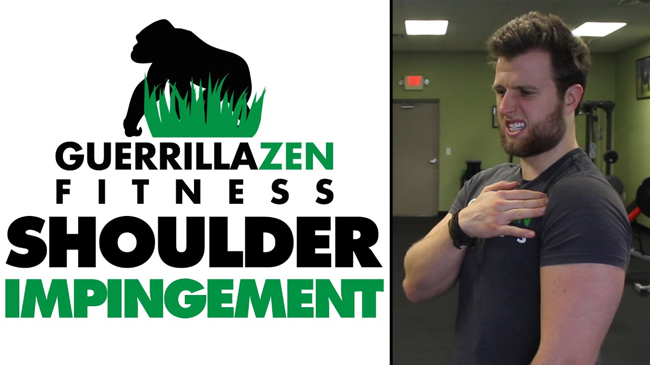 Exercises to AVOID If You Have Shoulder Impingement - YouTube