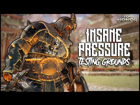 Warlord has Insane Pressure on Testing Grounds |