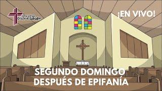 Segundo Domingo después de Epifanía, Cristo El Salvador LCMS Del Rio, TX