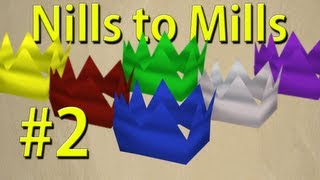 RS07 - Nills to Mills - Ep 2 - Road to 500m - Monkey Madness - Runescape 2007