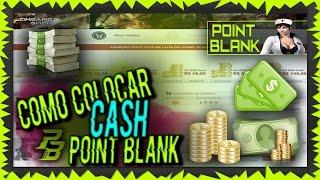 Como colocar cash de graça no Point Blank