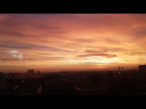 Berlin Sonnenaufgang 22.11.2016 | 104.6 RTL Berlins Hit-Radio