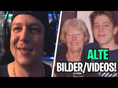 MontanaBlack guckt sich alte Kinder Bilder an!😱 MontanaBlack Stream Highlights