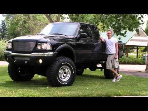ford ranger lift kit - YouTube