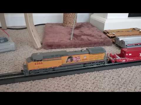 Model trains H O part 2