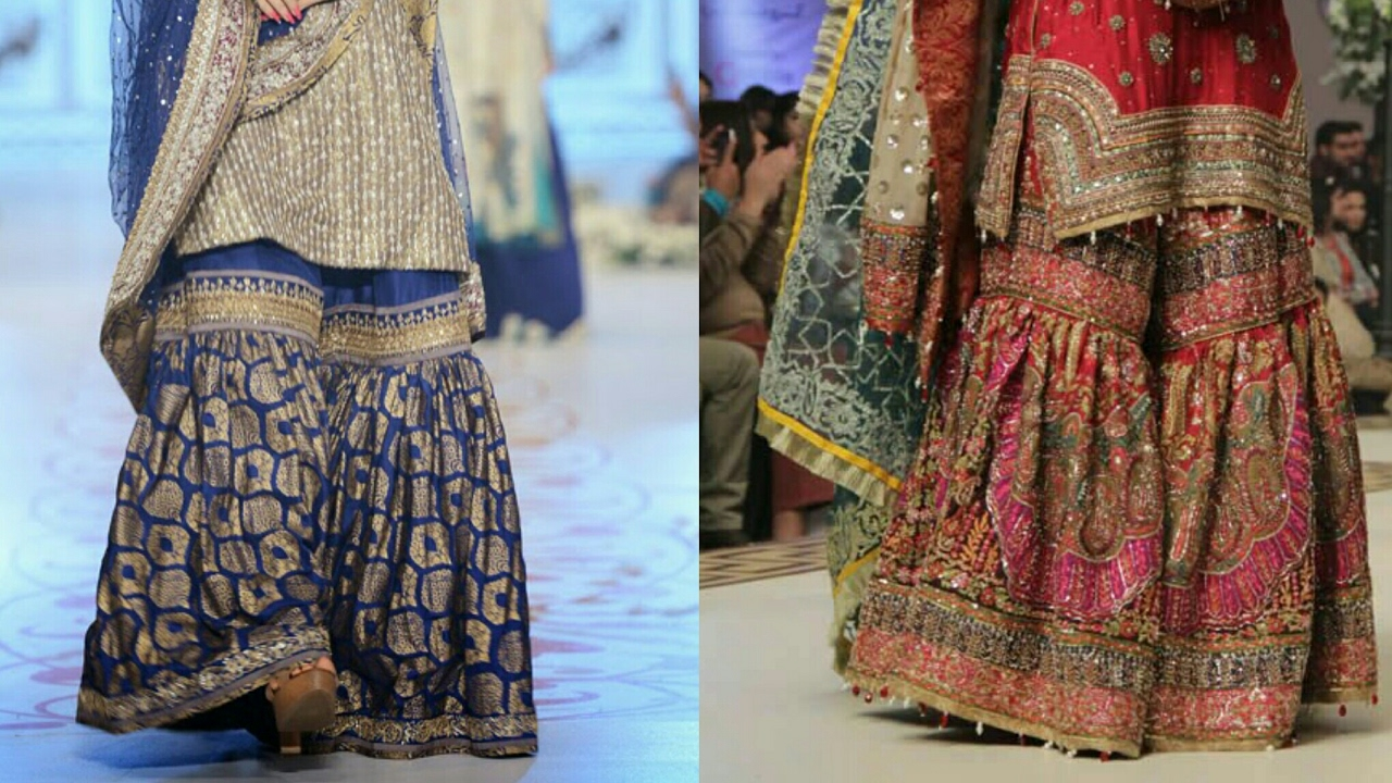 17e04168bf Gharara drafting cutting and stitching step by step tutorial - YouTube