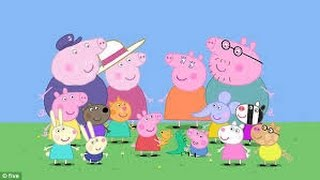 Peppa Pig English New Episodes 2015 / Свинка Пепа на Английском Новые серии 2015