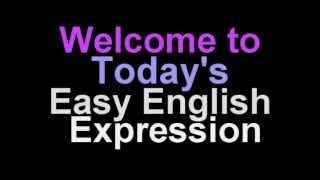 Daily Easy English Expression 0013 -- 3 Minute English Lesson: That