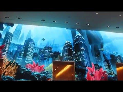 Comcast Experience building lobby