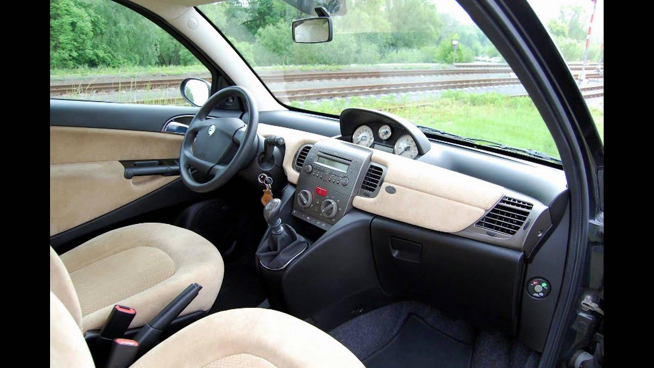Lancia youtube for Lancia y momo design interni