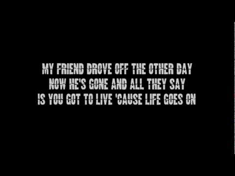 Green Day - J.A.R. (Jason Andrew Relva) (Lyrics)