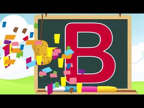 Shkronjat E Alfabetit - (Per Femije)