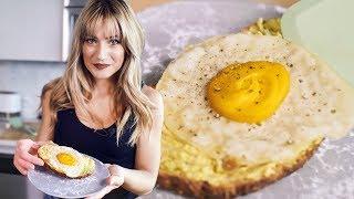 Vegan Yumurta | Sinirli Sebze Nasıl VEGAN KIZARMIŞ YUMURTA | YAPMAYA ÇALIŞTIM
