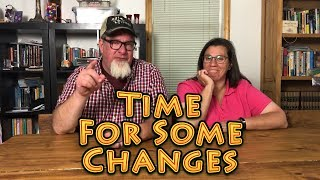 Time For Some Changes | A Big Family Homestead VLOG