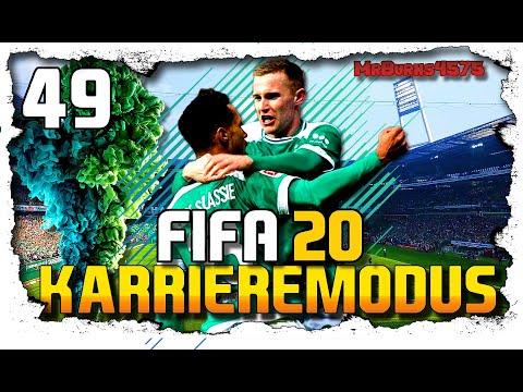 🔴 Oben Dranbleiben ⚽ Let´s Play FIFA 20 Karrieremodus WERDER BREMEN Karriere #49