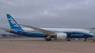 Boeing restarts 787 Dreamliner commercial flights