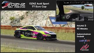 OZNZ Audi Sport TT Euro Cup Round 3